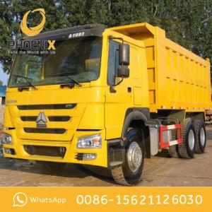 Используется Sinotruck HOWO 371HP 10колеса 6X4 используется Самосвал самосвал погрузчик с хорошей ценой для африканского рынка