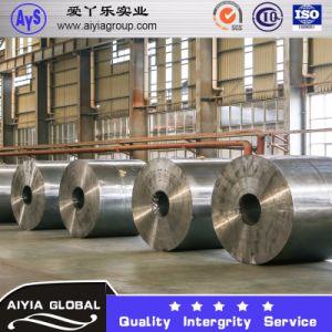 Strato d'acciaio di CRC del materiale, bobina di CRC, qualità commerciale, qualità dissipante