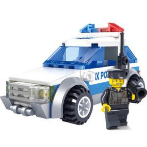 Police Modèle La De 80blocs Pcs Voiture 14898305 Jouets Ville qMLSVGzpU