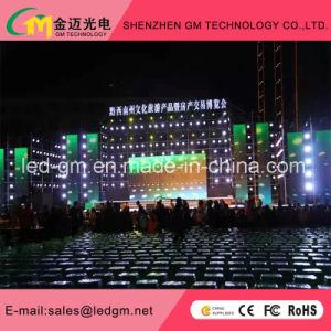 Vente chaude4.81 GM Indoor étape Affichage LED de location avec plein de la publicité vidéo couleur