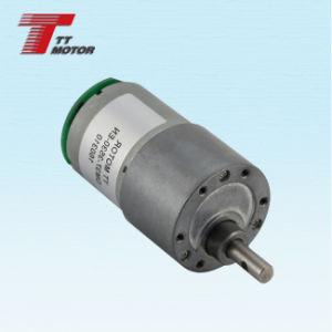 Micro 24V DC para o motor de engrenagem a arruela e secadores