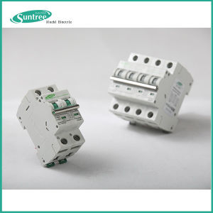 DC Disyuntor para Sistema Solar (550V1000V 1200 V 1 A~63)