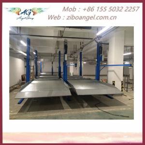 Sistema de Estacionamento Vertical hidráulica Garagem estéreo