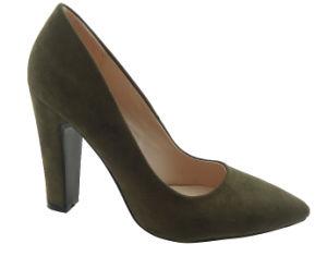 Mode Femmes hauts talons de chaussures chaussures de mariage robe de parti pompes