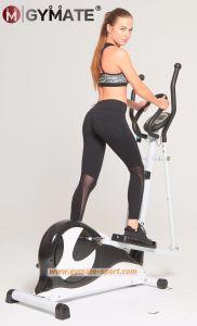 Spin Spinning Bicicleta Gimnasio Cross Fit máquina elíptica Crosstrainer con asiento