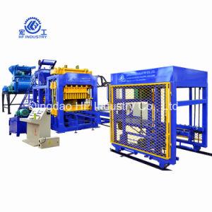 Cavità idraulica completamente automatica che pavimenta la macchina per fabbricare i mattoni del blocco in calcestruzzo