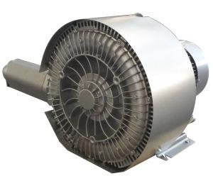 2개의 단계 삼상 반지 송풍기 고압 옆 채널 송풍기 2.2kw