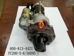 小松のエンジン部分(PC200-5-6)のための発電機