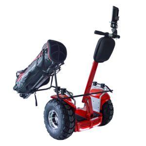 1266wh 4000W modelo policial de equilibrio de Scooter eléctrico auto carro de golf para adultos