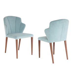 Fábrica de clásico tejido verde silla de comedor de madera – Fábrica ...