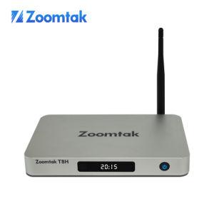 T8h Amlogic Zoomtak S905 установите флажок smart TV четырехъядерный