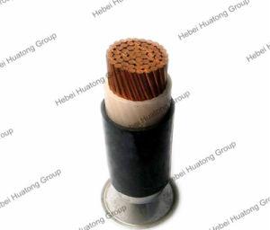 pvc 185mm2 240mm2 300mm2 400mm2 500mm2 630mm2 isoleerde de Enige Kabel van het Koper van de Kern