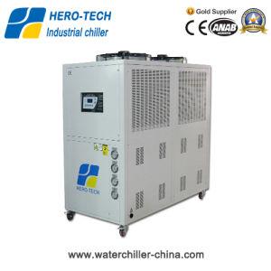 10HP/10ton 32kw 최신 판매 10HP 공기에 의하여 냉각되는 산업 냉각장치