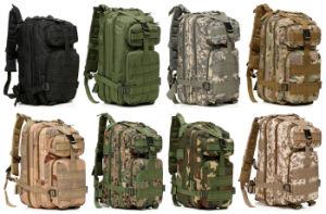 9-kleuren Niveau III de Tactische Militaire het Kamperen van de Rugzak van het Leger Zak van de Wandeling