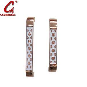 ハードウェアの適切な家具のキャビネット亜鉛ハンドル