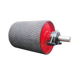 Шкив привода конвейера для транспортировки материала