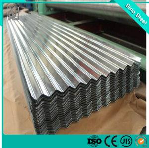 Heißes eingetauchtes Zink/galvanisiertes gewölbtes Stahldach-Blatt (Gi)