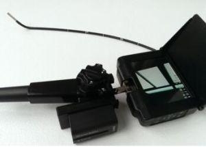 Tube d'inspection industrielle endoscope Caméra avec objectif 3,9 mm, 4 contacts d'articulation, 2 m de longueur de câble