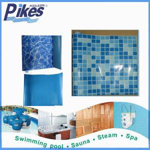 Usine PVC antidérapante Pond Liner pour piscine piscine de nage la chemise
