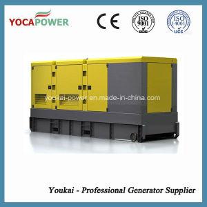generatore diesel silenzioso portatile 80kw/100kVA