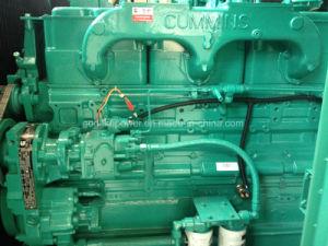 판매 (NT855-GA)를 위한 최고 공급자 250kVA Cummins 디젤 엔진 Genset