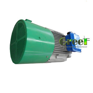 generatore a magnete permanente basso dell'alternatore di 5kw 50kw 500kw RPM