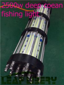 Pesca en aguas profundas de la luz de LED de luz de la pesca IP68 2500W de luz LED de pesca