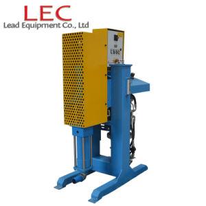 ZEMENTVERGIESSEN-Pumpen-Maschine der Torte-Lgh75/100 vertikale Hochdruck