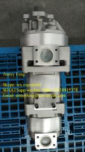 Hydraulische Zahnradpumpe 705-58-46050 der KOMATSU-Zahnradpumpe-Hersteller-Rad-Ladevorrichtungs-Wd600-1