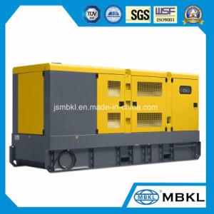 Популярные двигатель Cummins Кта19-G3 350квт генераторной установки из Китая генераторная установка на заводе прямой продажи с бесшумный корпус