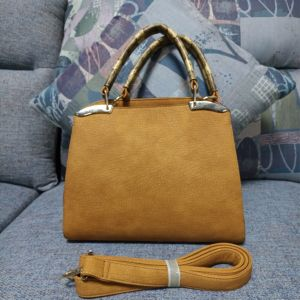 Cuir synthétique Handmade Lady sac à main Mode féminine sacs fourre-tout (No. F7369)