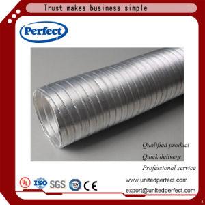 Isoliert mit Glaswolle-flexiblem Gefäß mit Glaswolle 32kg-25mm