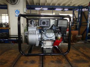 Bomba de Água a gasolina, a bomba de água portátil, 6.5HP 3 polegada