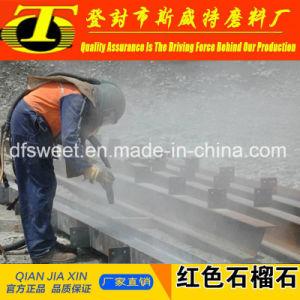 Het lage Zand 20/40mesh van de Granaat van het Chloride voor de Olieleiding van het Zandstralen