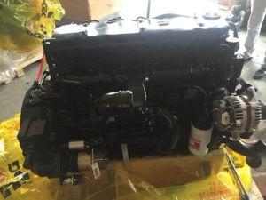 136kw 물 Cummins 냉각 차량 디젤 엔진 Isde4.5e5185