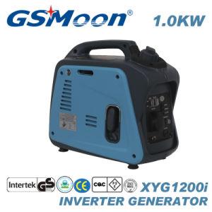 Hete Verkoop! Dynamo Generator van het Gas van 1000 Watts de Stille Draagbare