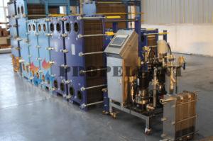 Теплообменник для воды стали бумаги масла газ сахар продуктов химической промышленности пластины теплообменника