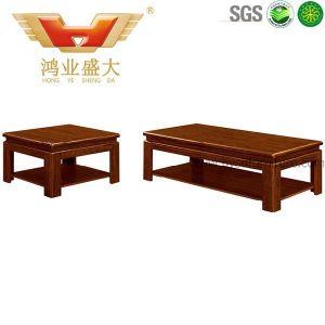 Venta caliente clásica de madera mesa de café, té (HY-406)
