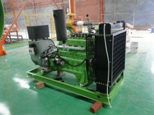 De Reeks van de Generator Syngas van de Nieuwe Technologie 100kw van de Elektrische centrale van de Verbranding van het afval