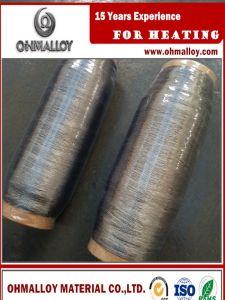 Fio Fecral fibra para High Temp Fileter do Dia 0,002mm para 0,01 mm
