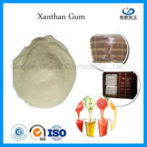 中国からの飲み物の等級のXanthanのゴム(DE VIS)
