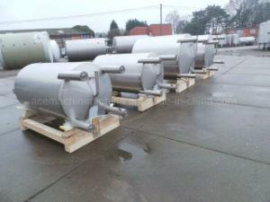 Industrial de acero inoxidable tanque de almacenamiento móvil
