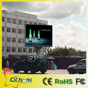 Affichage LED de couleur vraie de plein air