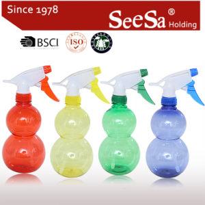 spruzzatore di plastica di innesco di pressione di mano della bottiglia dello spruzzatore del PE 550ml (SX-258)
