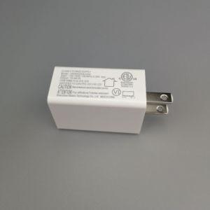 Großhandels5v 1A Energien-Adapter der Fabrik-in der weißen Farbe