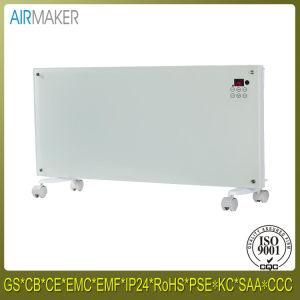 Poupança de energia Quarto exterior montada na parede do aquecedor do painel radiante eléctrico