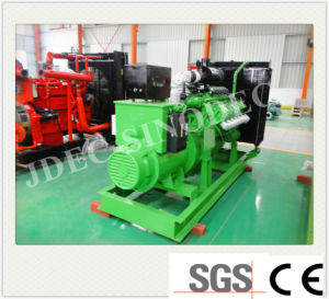 セリウムおよびISOの公認の石炭ガスの発電機セット30kw