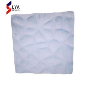 3D Vormen van de Vorm van de Steen van de Bekleding van het Comité van de Muur van de Tegel van de Baksteen van het Silicone
