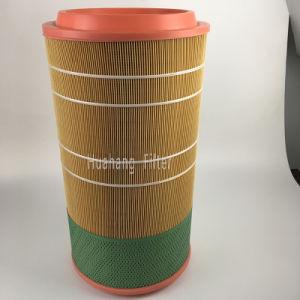 Filtro de ar do compressor Atlas Copco no 1621510700 de alta eficiência