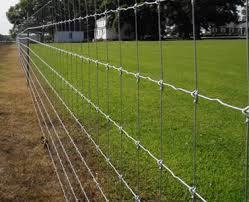 動物のための高い亜鉛コーティングの鉄の金網の牛か農場またはヒツジの塀
